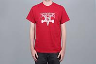 Футболка стильная | Thrasher Skategoat Tee Antique Red |