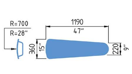 Паровой гладильный пресс Primus CT-750U, фото 2