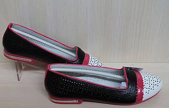 Подростковые туфли на девочку тм Тom.m р.34, фото 3