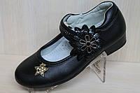Туфли с украшением на девочку тм Tom.m р. 26