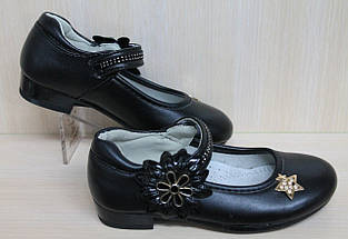 Туфли с украшением на девочку тм Tom.m р. 26, фото 3