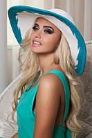 Соломенная шляпа «Камея»