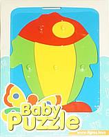 Развивающая игрушка Рыбка с красным хвостом Baby puzzles, Wader