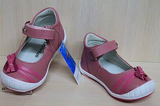 Туфли на девочку на липучках тм SUN р.21, фото 3