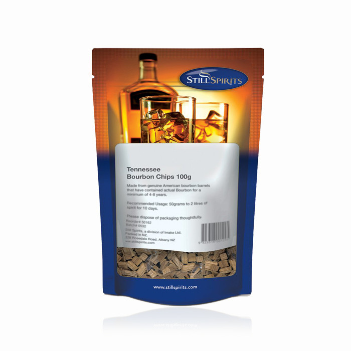 Чипсы из бочек Still Spirits Tennessee Bourbon Chips 100g