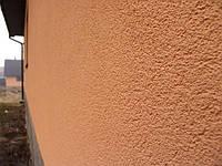 Утепление пенополистиролом 25М толщиной 100 мм под акриловые штукатурки (короед/барашек)
