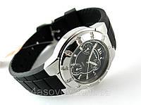 Часы женские Alberto Kavalli  Lux - серебристый корпус, черный циферблат