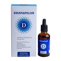 Dezpapilon (Дезпапилон) - концентрат от папиллом и бородавок.