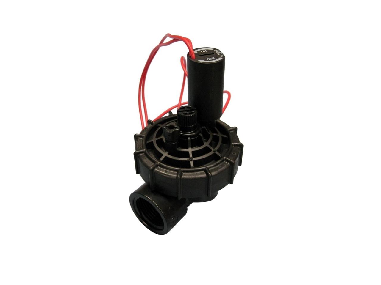 Клапан PGV JAR TOP  PGV-101JTGB сферический  с регулятором потока ВР П