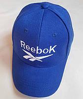 """Кепка подростковая  """"Reebok"""". Размер  54-55 см. Электрик. Оптом."""