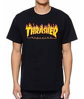 Футболка стильная | Thrasher magazine logo |, фото 1