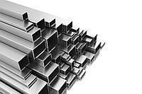 Алюминиевая труба 15х15х1.5 профильная АД31 - АД0