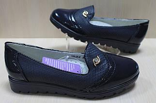 Туфли лоферы на девочку тм Тom.m р.36,37, фото 3