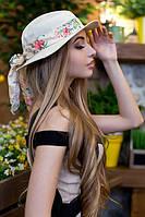 Шляпа-канотье «Шанталь»