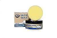 Воск полировочный для лакокрасочных покрытий K2 Ultra Wax 250 г