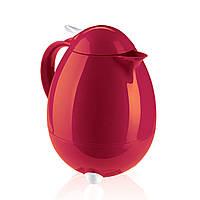 Термос чайник LEIFHEIT COLUMBUS, 1 л красный
