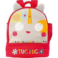 Рюкзак школьный  с отделением ланчбокса для девочки Tuc Tuc BAOBAB
