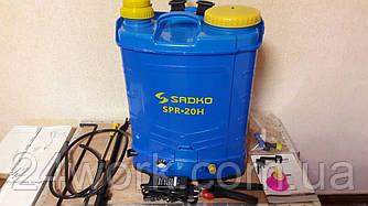 Гибридный аккумуляторный опрыскиватель Sadko SPR-20H