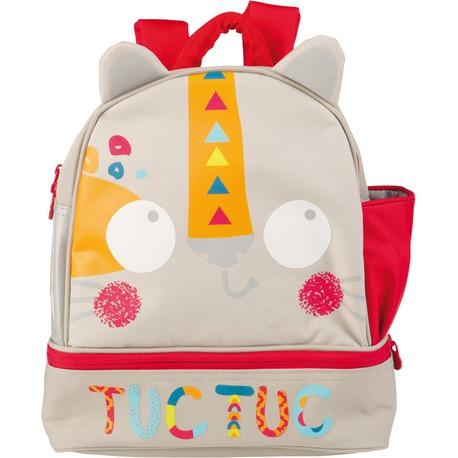 Рюкзак школьный  с отделением ланчбокса для мальчика Tuc Tuc BAOBAB