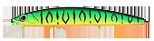 Воблер Strike Pro MONTERO 110SP(GC01S)13.3g