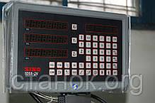 Zenitech WM 500 токарный станок по металлу винторезный аналог 16к20, 1м63 зенитек вм 500, фото 2