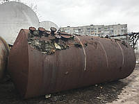 Емкость толстостенная металлическая 45 м3