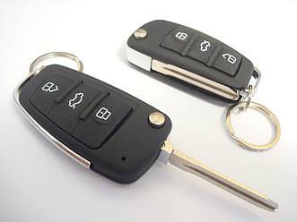 Автомобильный раскладной ключ зажигания PIT BULL