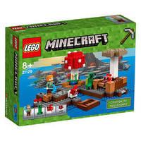 LEGO® Minecraft ГРИБНОЙ ОСТРОВ 21129