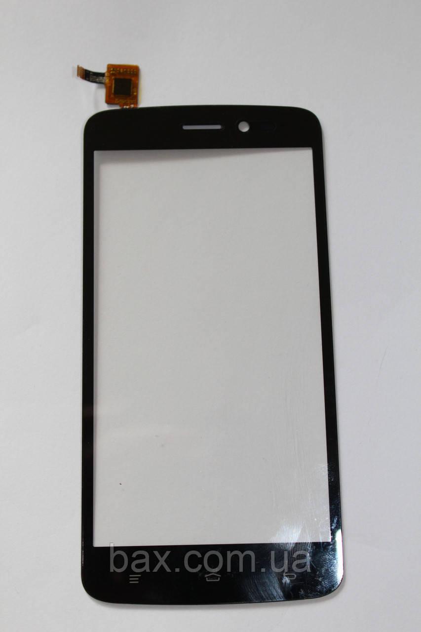 Fly IQ4515 сенсорный экран оригин. черный