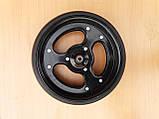 """Колесо опорне в зборі 4,5"""" x 16""""JohnDeere, AA3204, диск  металевий  з підш.885152, фото 4"""