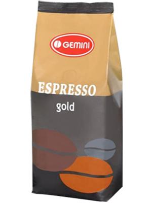 Кофе Джемини Эспрессо Голд 1 кг