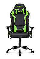 Кресло Akracing Octane K702B black&green