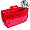 Органайзер для сумки ORGANIZE украинский аналог Bag in Bag (красный)