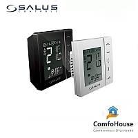 Беспроводной терморегулятор Salus VS20RF W/B (белый/черный)