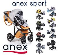 Универсальная коляска 2в1 Anex Sport 2017