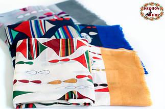 Стильный лёгкий шарф Капля, фото 3