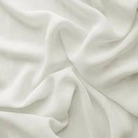 Ткань шифон - цвет молоко