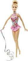 Barbie Барби гимнастка с лентой блондинка Gymnastics Doll, Blonde