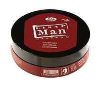 Моделирующий воск для мужчин Lisap Man Semi-matte wax (100 мл)
