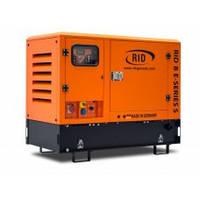 Дизель генератор RID 10 E-SERIES S (8 КВТ)  в капоте + зимний пакет + автозвпуск