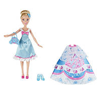 Disney Принцессы Диснея Золушка с красивыми нарядами Princess Layer n Style Cinderella B5314