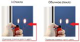Стеклопакет двухкамерный 4КлимаГард Солар-16-4-12-4, фото 7