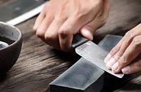 Як правильно заточити ніж?