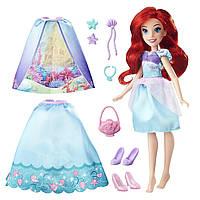 Disney Принцессы Диснея Ариель с красивыми нарядами Princess Layer 'n Style Ariel B6719