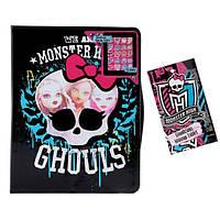 Набор детской декоративной косметики в чехле для планшета Monster High