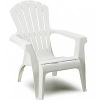 Кресло Dolomiti белое, фото 1