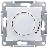 Светорегулятор поворотно-нажимной проходной 60-500 Вт/ВА серии Sedna. Цвет Слоновая кость SDN2200523