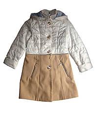 Пальто LOLA комбинация, фото 3