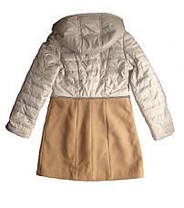 Пальто LOLA комбинация, фото 2