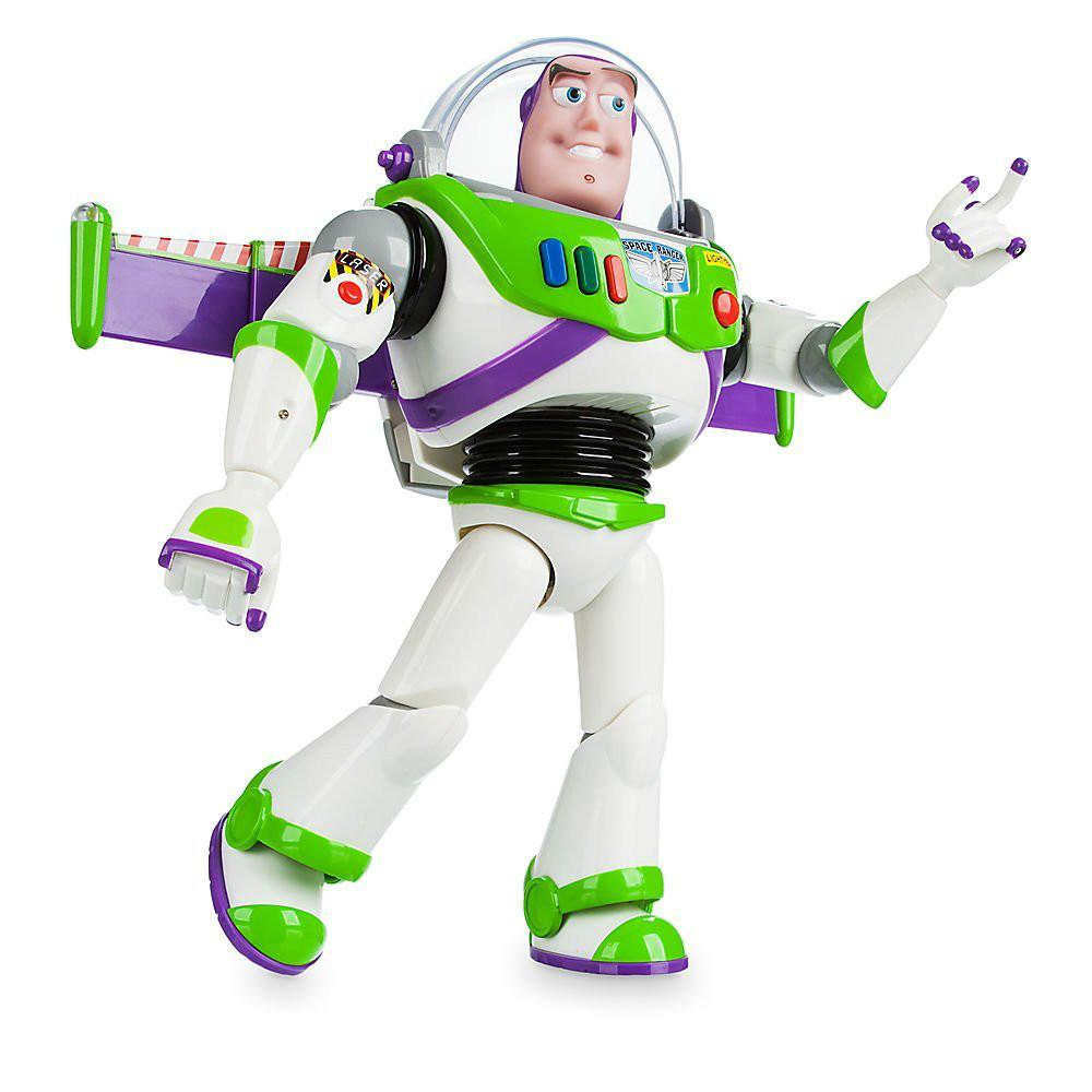 Disney Говорящий Базз Лайтер со световыми эффектами История игрушек Buzz Lightyear Talking Figure 12 Inch